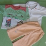 Пакетик вещей для девочки, Новосибирск
