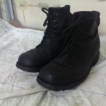 Ботинки армейские старые, Новосибирск