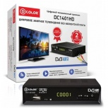 Цифровая приставка D-color DC1401HD, Новосибирск