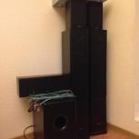 Продам комплект акустики cortland sth-7000 black, Новосибирск