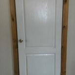 Продам межкомнатную дверь б/у, Новосибирск
