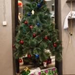 Новогодняя елка 210 см, Новосибирск