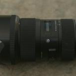 объектив Sigma 18-35/1.8 Art для Nikon, Новосибирск