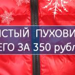 Стирка пуховиков, горно-лыжных и мембранных вещей, Новосибирск
