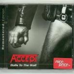 Продам новый компакт-диск Accept - Balls To The Wall, Новосибирск