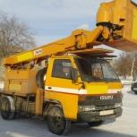 Заказ автовышки, Новосибирск