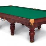 Продам бильярдный стол 12 футов, Новосибирск