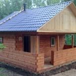 Строительство домов бань, Новосибирск