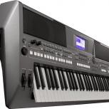 Yamaha PSR-S670 синтезатор с DJ функциями, Новосибирск