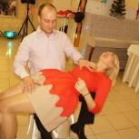 DJ, тамада, ведущий на праздник, Новосибирск