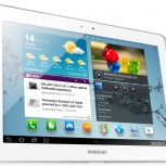 планшет Samsung Galaxy Tab 2 10.1 P5100 16Gb 3G White, Новосибирск