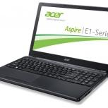 Ноутбук Acer E1-572G-74506G1TMnkk Intel Core i7-4500U X2, Новосибирск