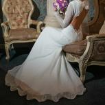 Свадебное платье для изящной красотки, Новосибирск