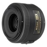 Продам объектив Nikon 35mm f/1.8G AF-S DX Nikkor, Новосибирск