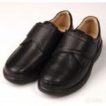 Мужская обувь повышенной комфортности OF 802 C 01А, Новосибирск