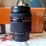 Продам обьектив Sony Dt18-250mm f3'5-6'3(sal 18250), Новосибирск