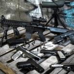 Куплю пневматическую винтовку или пистолет, Новосибирск