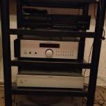 """Продам усилитель """"rotel"""" power amplifier rc-03, Новосибирск"""