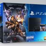 Новая Sony PlayStation 4 The Limited Edition, Новосибирск