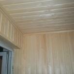 Обшивка лоджий и балконов. Утепление и все виды отделки. Честные цены, Новосибирск