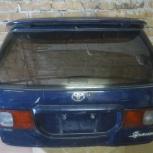 Продам 5-ю дверь Toyota Ipsum SXM10, Новосибирск