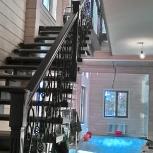 Лестницы в дом, Новосибирск