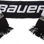 Новый теплый шарф хоккей Bauer Holiday New Era, Новосибирск