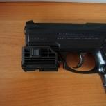 Crosman C-11 пневматический пистолет с ЛЦУ, Новосибирск