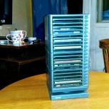 Контейнер для CD/DVD (20 штук), Новосибирск