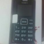 Сотовый телефон Texet TM-B119 черный, Новосибирск