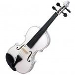 Скрипка 4/4 белого цвета, Новосибирск