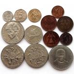 Коллекция монет. Остров Мэн, Новосибирск