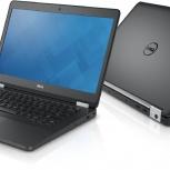 Ноутбук Dell E5470-P62G001 Intel Core i5-6300HQ X4, Новосибирск