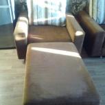 Продам диван+кресло, Новосибирск