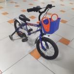 Велосипед детский с корзинкой, Новосибирск