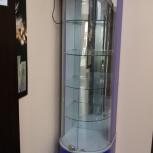 Продам витрину с подсветкой, Новосибирск