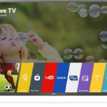 32'' (81см) LG 32LF650V LED 3D 100Hz Wi-Fi SMART FHD DVB-T2, Новосибирск