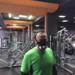 Маски для развития легких и выносливости elevation training mask 2.0, Новосибирск