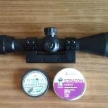 Продам оптический  прицел stoeger 3-9 х40, демйблок (ласточкин хвост), Новосибирск