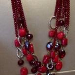 Ожерелье с браслетом, Новосибирск