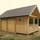 Построим дом баню из бруса, Новосибирск