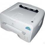 Продам лазерный принтер xerox phaser 3120, Новосибирск