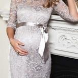 Вечернее платье для беременной, Новосибирск