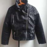 Куртка-косуха zara р-р 128, Новосибирск