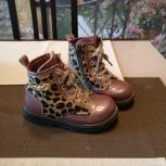 Продам ботинки для девочки TIFLANI р-р25, Новосибирск