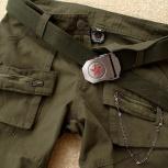 Новые брюки в стиле милитари/карго, Новосибирск
