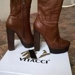 Продам Ботинки VITACCI 35 р-р, Новосибирск
