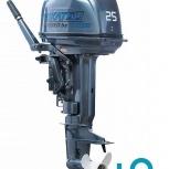 Корейский подвесной лодочный мотор mikatsu М25FHS 2т/ гарантия 5 лет, Новосибирск