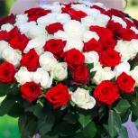 Цветы,оптово-розничная продажа. Букет невесты, доставка по КСМ, Новосибирск