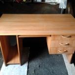 Продам стол компьюторный (письменный) 130*70*75, Новосибирск